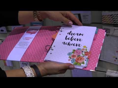 Simple Stories - Designer Binders - CHA 2016