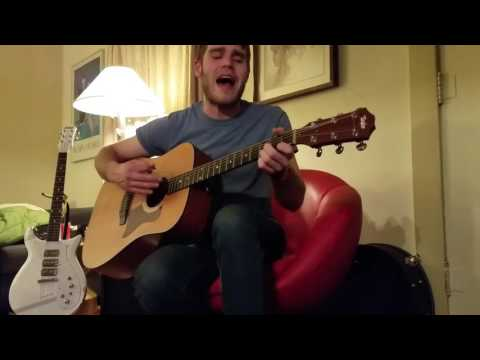 Fall out Boy - Uma Thurman Acoustic cover(dranked edition)