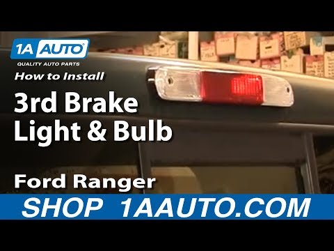 How To Remove Install Master Cylinder And Brake Booster Ford Ranger Youtube