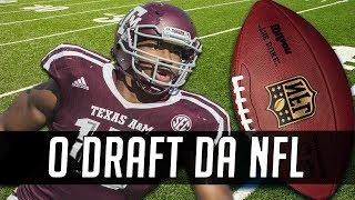 Entendendo o Draft da NFL!