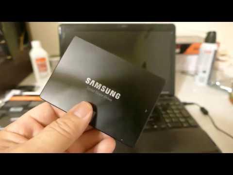 Samsung 860 Evo SSD Installation, Cloning and Performance Comparison