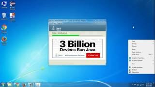 Gambar cover How to Download and Install JDK 8  in Window 7 , 8.1 , 10
