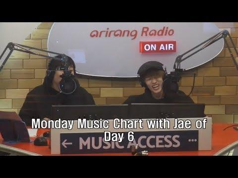 171211 Music Access [Monday Music Chart] with DJ Bernard Park & Jae (DAY6)