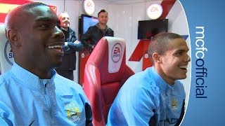 INSIDE CITY 98 - City play FIFA 14 on Xbox One!