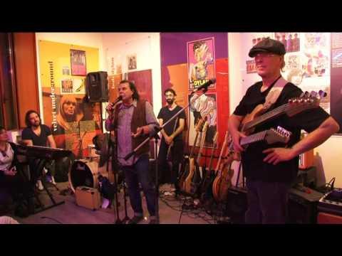 Radio City - Prog Evening with Richard Sinclair a Catanzaro