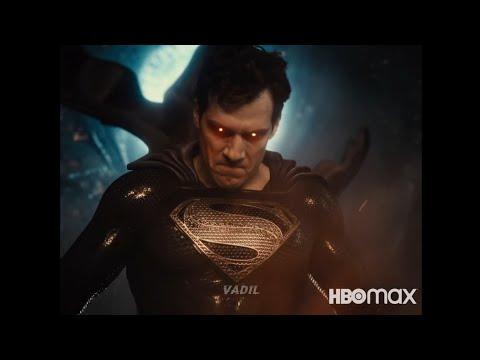 Black Superman whatsapp Status Best Ever|Superman×awake|Superman edit|Snyder cut superman| 4k 60fps