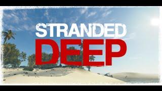 Stranded Deep Episode 1 Coconuts..... YAY!!!