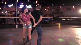 Country Dancing - Swing, Aerials, Flips, Waterfall, Candlestick, Dips   Line Dancing