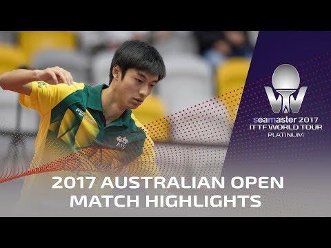 2017 Australian Open Highlights | Park Ganghyeon vs Erny Tsao (Qual)