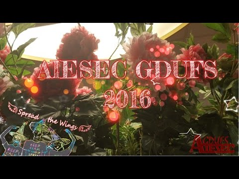 "Sus - AIESEC ""Spread the Wings"" Summer 2016"