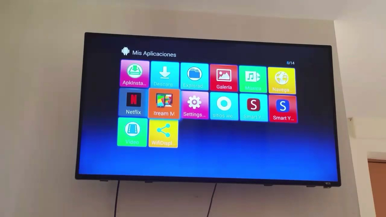4b9e7f32d ⚫Cómo TRANSMITIR pantalla en tu smart tv