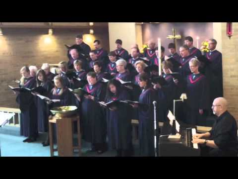 Are You Dressed For The Wedding? - Augustana Lutheran Church Choir - 5.5.2013