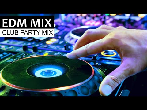 EDM CLUB MIX 2019 - Electro Dance Party  2019