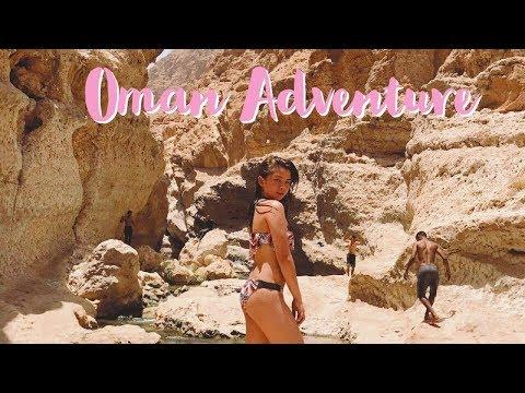 Hello Oman! | Travel Vlog 1 (Part 2)