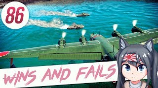 War Thunder: Wins 'n' Fails 86