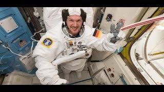 DEUTSCHER CHEF: Gerst ist neuer Kommandant auf der ISS