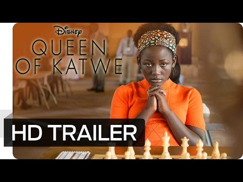 Queen of Katwe - offizieller Trailer (deutsch | german) | Disney HD