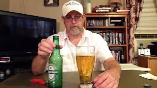 The Beer Review Guy # 617 Heineken Lager 5.0% Abv