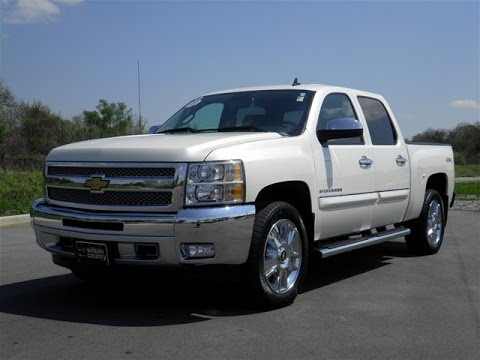 sold 2013 chevrolet silverado 1500 crew cab 4x4 lt 16k gm certified call youtube. Black Bedroom Furniture Sets. Home Design Ideas