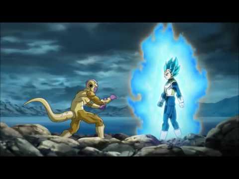 Vegeta vs Frieza - RoF (with music!)
