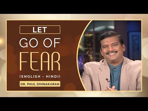 God's Love That Dispels Fear (English - Hindi) | Dr. Paul Dhinkaran