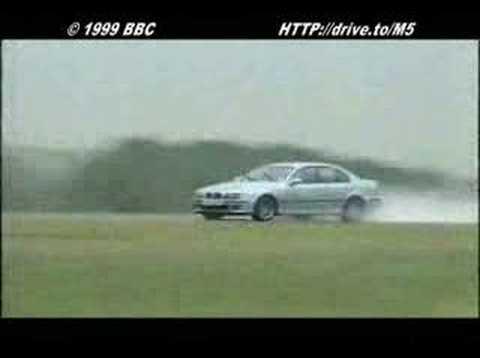 BMW M5 - Grits Ooh Aah Tokyo Drift