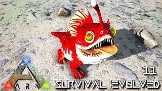 ARK: SURVIVAL EVOLVED - ALPHA BULBDOG & FABLED MEGALOCEROS !!! | PRIMAL FEAR ISO CRYSTAL ISLES E11