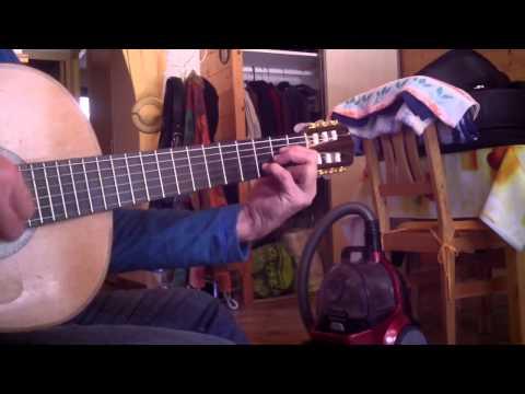 Esotérico (Gilberto Gil) Por Christophe Rousseau