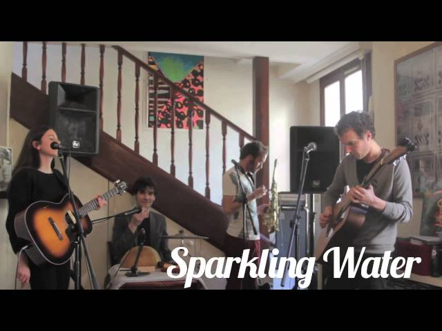 Human Tree / Sparkling Water - PopNews Live session