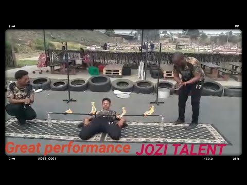 GREAT PERFORMANCE AT JOHANNESBURG WEEKEND MARKET,SOUTH AFRICA