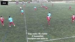 2018 09 23 U17 NATIONAUX BRETIGNY FC vs JEUNES AUBERVILLIERS