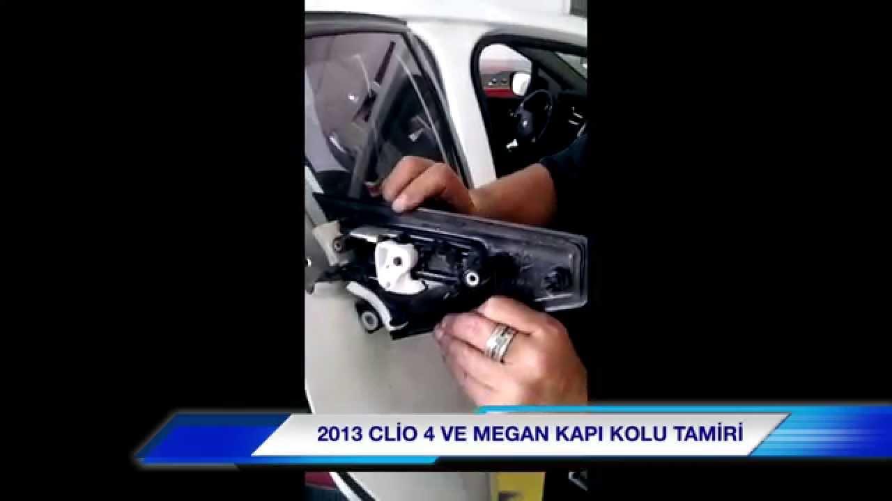 Renault Clio ve Megane Kapı Kolu Tamiri, Arka Kapı Kolu ...