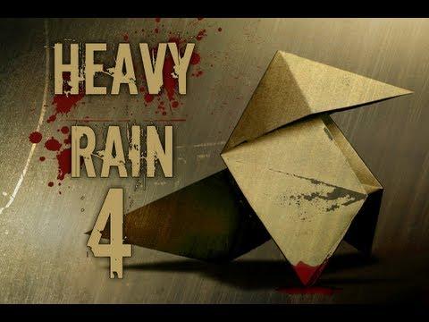 Heavy Rain : Episodio 4   Walkthrough   (PS3) Español