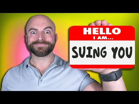 10 Dumbest Things People Sued Over!