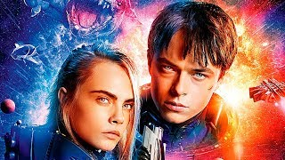 David Bowie - Space Oddity [Valerian and the City of a Thousand Planets Soundtrack]