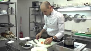 Здоровая кухня: вегетарианская уха