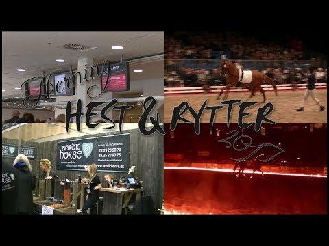 Herning Hest & Rytter 2017 - Vlog (Lørdag)