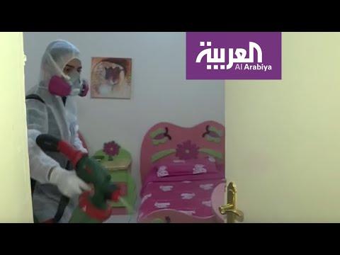 طلب كبير على خدمات تعقيم المنازل في السعودية بسبب كورونا  - نشر قبل 3 ساعة