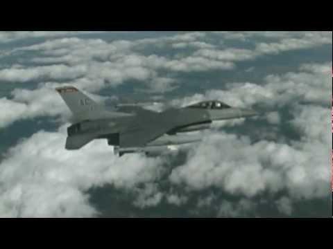 """119th FS """"Jersey Devils"""" 177th FW F-16C Viper Flight Operations"""