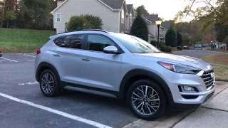 Best Detailed Walkaround 2019 Hyundai Tucson