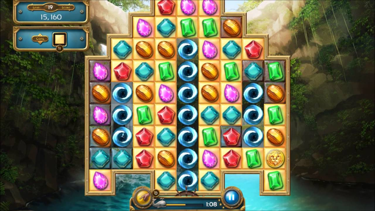 Any cheats for Jewel Quest (by iwin) Level 19? | AppsMeNow!