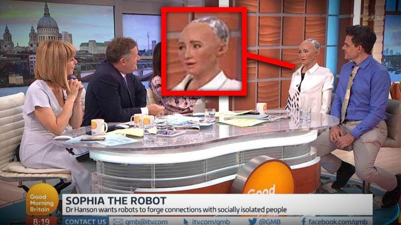 Download Robotlar Tarafından Söylenen 6 Tüyler Ürpertici Söz  - YAPAY ZEKA