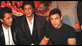 Shahrukh insulted Aamir Khan in SLAM Tour