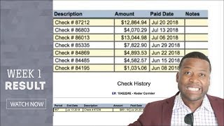 How To Easily Make $1000 A Week | MyEcon First Week Result