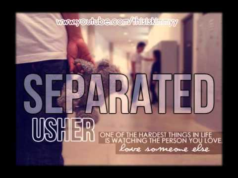 separated - usher.