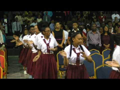 """Holy Faith Convent Penal Graduation """" Far From Finished """"June 28, 2017"""