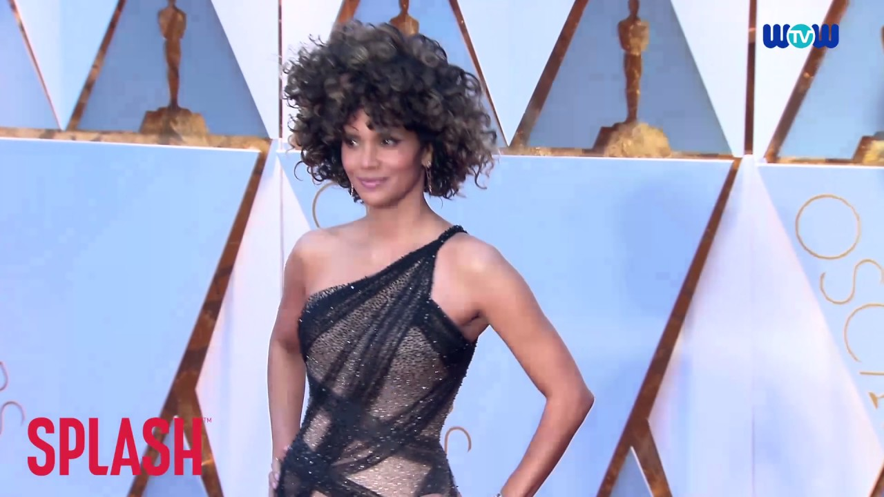 Halle Berry Is 'Looking for a Late Night Snack' in Sexy Braless Picture