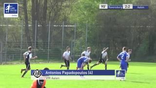 A-Junioren - FV Ravensburg vs. VfR Aalen 2-2 - Antonios Papadopoulos