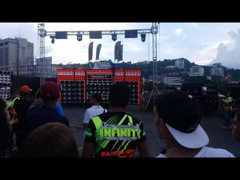 La Power Ram de infinity made in venezuela sonando duro  en el ccct