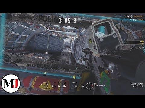 The Mira Plane Strat - Rainbow Six Siege